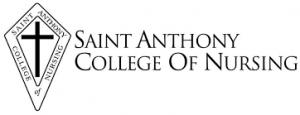Saint Anthony College of Nursing logo