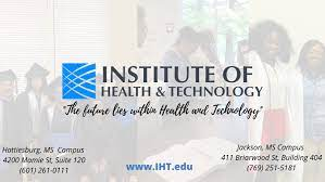 Institute of Health and Technology Jackson logo