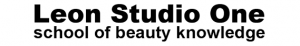 Leon Studio One School of Beauty Knowledge logo