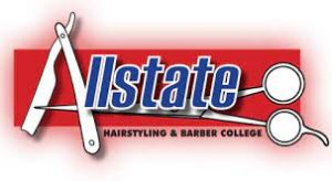 Allstate Hairstyling & Barber College logo
