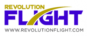 Revolution Flight logo