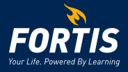 Fortis Institute logo