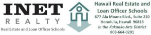 Hawaii Real Estate and Loan Officer School logo