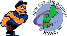 New England Institute of HVAC logo