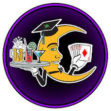 Crescent School of Gaming and Bartending logo