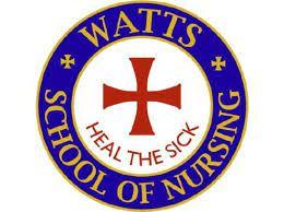 Watts School of Nursing logo