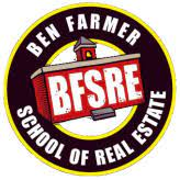 Ben Farmer School of Real Estate logo