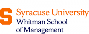 Martin J. Whitman School of Management at Syracuse University logo