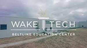 Wake Tech Beltline Education Center logo