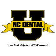 NC Dental U logo
