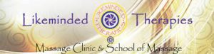 Likeminded Therapies - Massage Clinic and School logo