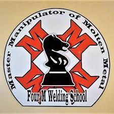 Four M Welding School logo
