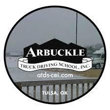 Arbuckle Truck Driving School-Tulsa logo