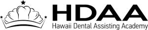 HDAA Hawaii Dental Assisting Academy logo