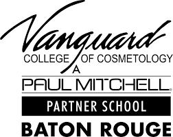 Vanguard College of Cosmetology, A Paul Mitchell Partner School logo