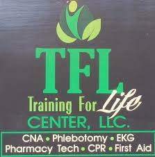 Training For Life Center logo
