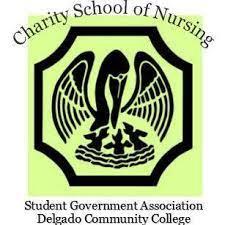 Delgado Charity School of Nursing logo