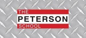 The Peterson School logo