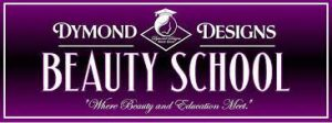 Dymond Designs Beauty School logo