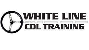 White Line CDL Training logo