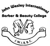 John Wesley International Barber and Beauty College logo
