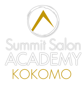 Kokomo Beauty School logo