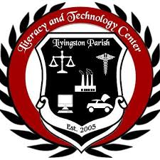 Livingston Parish Literacy and Technology Center logo