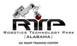 Alabama Robotics Technology Park logo