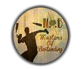 San Diego Masters of Bartending School logo