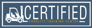 Certified Forklift Training Center logo