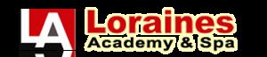 Loraines Academy & Spa logo