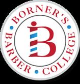 Borner's Barber College logo