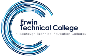 Ewin Technical School logo