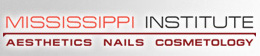 Mississippi Institute of Aesthetics, Nails and Cosmetology logo