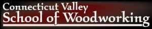 Connecticut Valley School of Woodworking logo