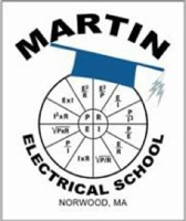 Martin Electrical & Technical School logo