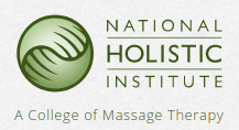 National Holistic Institute- Santa Ana Massage Therapy School logo
