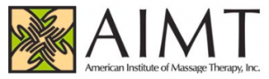 American Institute of Massage Therapy logo