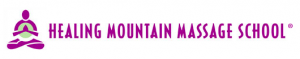 Healing Mountain Massage School logo