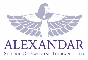 Alexandar School of Natural Therapeutics logo