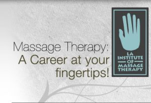 Louisiana Institute of Massage Therapy logo