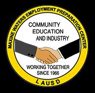 Maxine Waters Employment Preparation Center logo