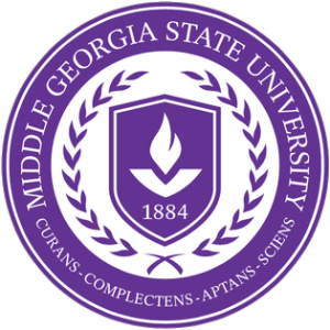 School of Aviation – Middle Georgia State University logo