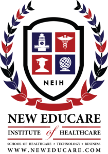 New Educare Institute of Healthcare logo