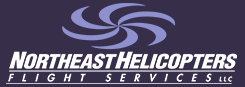 Northeast Helicopters Flight Services logo