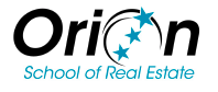 Orion School of Real Estate logo
