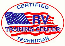 RV Training Center logo