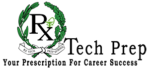 Rx Tech Prep Pharmacy Tech School logo