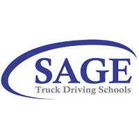 SAGE Truck Driving School logo