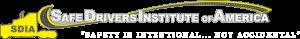 Safe Drivers Institute of America logo